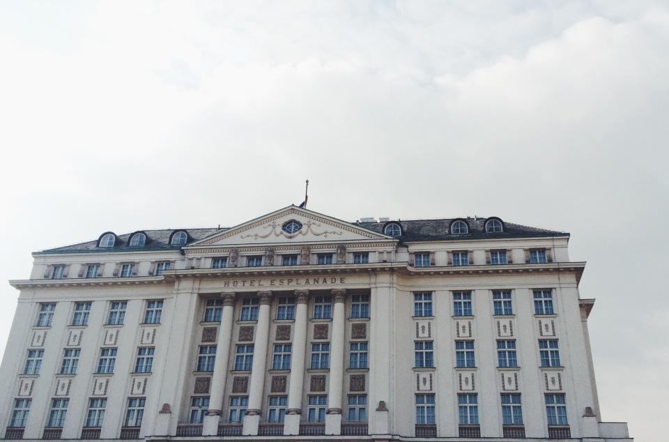 Regent Esplanade Hotel, Zagreb