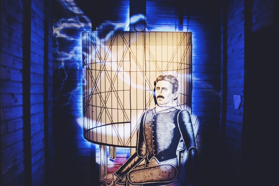 Nikola Tesla - Mind from the Future HDLU Zagreb